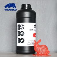 Wanhao UV Resin - 1000 ml - Červená